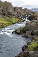 Continental Divide babbling brook