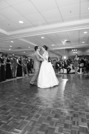 Couple dancing (Black & White)
