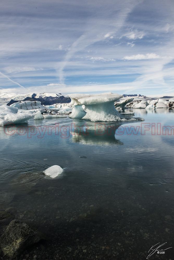 Mushroom Iceberg